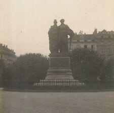 GENÈVE SUISSE PHOTO ALBUMINÉE 1880 CABINET 15 X 10 cm SCHWEIZ SWITZERLAND