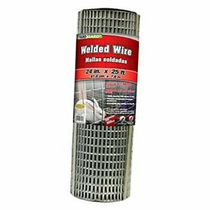 309301A 24 inch by 25 foot 16 gauge, 1/2 inch by 1 inch mesh galvanized