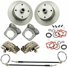 EMPI 22-2870-F DELUXE REAR DISC BRAKE KIT 4X130 ROTORS 1968-1979 VW BUG BUGGY