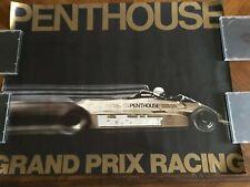 Original Formula 1 Penthouse Racing Poster