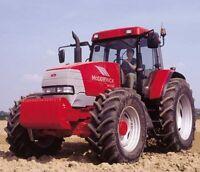 McCormick 1000 Series Engine Service Repair Shop Manual MTX 110-175 CD Tractors