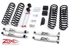 """2012 - 2013 zone 2 door Jeep JK Wrangler 3"""" Suspension lift kit"""
