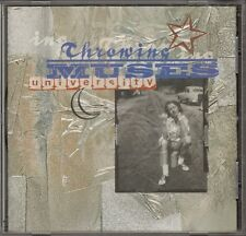 THROWING MUSES UNIVERSITY 1995 CD 14 track 4AD-Rough Trade