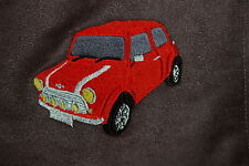 BMC Mini Cooper embroidered on Polo Shirt