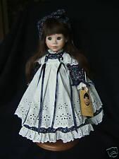 """Orig LE Porcelain Doll Elke Hutchens """"SAMANTHA"""" #25/250"""