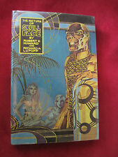 ROBERT E. HOWARD - RETURN OF SKULL-FACE - SIGNED BY RICHARD A. LUPOFF - 1ST ED