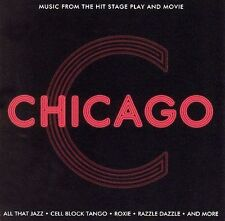 MUSIC FROM THE HIT STAGE PLAY AND MOVIE - CHICAGO!!  NEW~!!!!