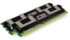 Kingston 8 Gb Kth-Xw667/8G Fbd Dimms (2 x 4Gb) For Hp/ Compaq Proliant Dl Series