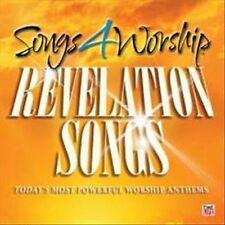 Songs 4 Worship: Revelation Songs: Today's Most Powerful Worship Anthems by Vari
