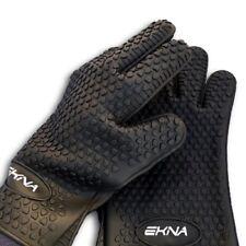 EKNA® Silikon-Handschuhe-Ofenhandschuhe-Grillhandschuhe-Backhandschuh-Schwarz