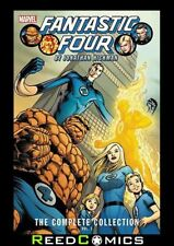 FANTASTIC FOUR BY JONATHAN HICKMAN COMPLETE COLLECTION VOLUME 1 GRAPHIC NOVEL