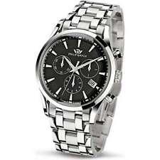 Orologio Philip Watch Sunray R8273908165 acciaio watch nero uomo CRONOGRAFO