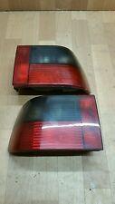 Seat Ibiza 6K 16V Rückleuchten Rücklichter schwarz rot