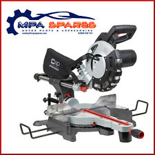 "SIP 01511 10"" Sliding Compound Mitre Saw With Laser 230v"