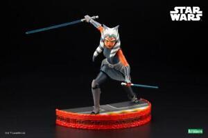 STAR WARS Ahsoka Tano™ Star Wars: The Clone Wars ArtfFX Statue [PRE-ORDER]