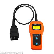 U480 CAN OBDII OBD2 Car Diagnostic Scanner Tool Auto Engine Fault Code Reader