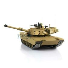 2.4G Henglong 1/16 Scale 6.0 Upgraded Metal Ver M1A2 Abrams Rtr Rc Tank 3918