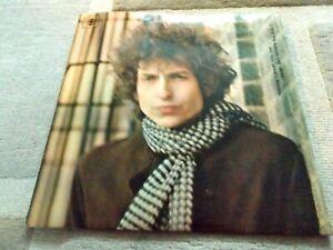 BOB DYLAN: BLONDE ON BLONDE: 2 x Vinyl LP: MONO CBS 66012 1966:1st MIS PRESS:EX+