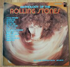 Anthology of the Rolling Stones by the Rising Sun Music, LP - 33 tours