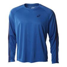 Ropa de deporte de hombre azules de poliéster talla XL