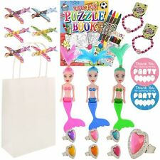 Childrens Birthday Pre Filled Girls Loot Party Bags Toys Favours For Kids Party
