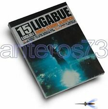 "LIGABUE ""15 LUGLIO '02 ROMA STADIO OLIMPICO"" RARO 2 DVD - FUORI CATALOGO"