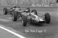 Paul Hawkins DW Racing Enterprises Lotus 33 Monaco Grand Prix 1965 Photograph
