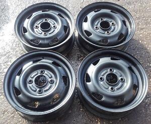 4 Felgen 4 1/2Jx13ET37,5, Ford Fiesta II - Typ GFJ, Ka - Typ RBT, Courier - F5L
