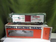 "Lionel Electric Trains ""LIONEL CHRISTMAS BOXCAR"" 6-19903 ""0/027"""