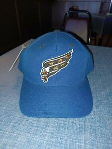 Vintage Puma a.t.a. Washington Capitals Cap/Hat New With Tags