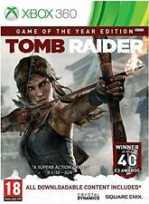 Tomb Raider Game Of The Year Edition (Xbox 360) #K2035
