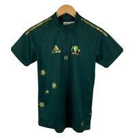 Adidas Cricket Australia Youth Jersey Boys Size 12 Good Condition Official Merch