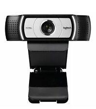 Logitech C930c 1080p HD Video Webcam Ships Free Same Day Free Returns!