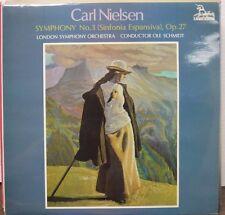 Carl Nielsen Symphony No. 3 Sinfonia Espansiva Op. 27 33RPM RHS326   012217LLE