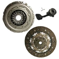 CLUTCH KIT AND CSC FOR A FORD FOCUS HATCHBACK 1.6 TDCI DA_, HCP