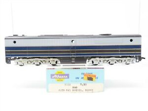 HO Scale Athearn 3322 B&O Baltimore & Ohio Alco PA1 Diesel Locomotive DUMMY