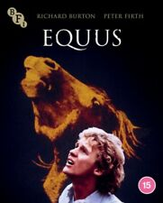 Equus Blu-ray 1977 British Movie Drama Classic W/ Peter Firth BFI Release