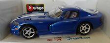 Burago Dodge Viper GTS Coupe 1/18 1997 Classic car series #2