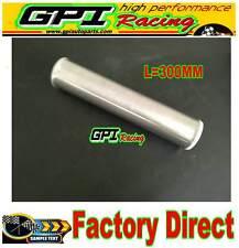 "2.25"" 57 mm Straight Aluminum Turbo Intercooler Pipe Tube Tubing L=300MM"