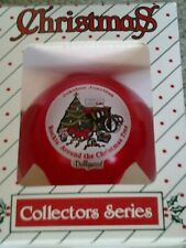 DOLLYWOOD 90's era JUKEBOX JUNCTION GLASS CHRISTMAS ORNAMENT in box DOLLY PARTON