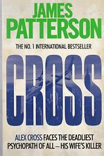 Cross by James Patterson, Book, New Paperback