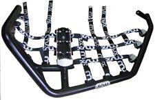 Banshee YFZ350 Barra De Nerf Pro Peg Talón Guardia XRW Q1 Negro Protección de carrera Yamaha