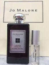 Jo Malone Tuberose Angelica 5 ml. Black Atomizer