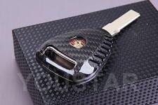 US Seller Remote Key CASE for PORSCHE 997 911 Boxster 987 Cayman GENUINE CARBON