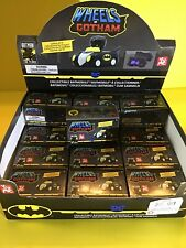 Wheels of Gotham lot of 16 Blind Box with Display Box
