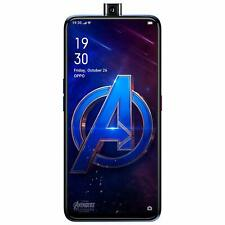 New Launch OPPO F11 Pro Marvels Avengers Limited Edition- Unlocked- Space Blue