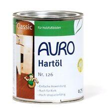 AURO Hartöl Nr. 126 0,75 Liter