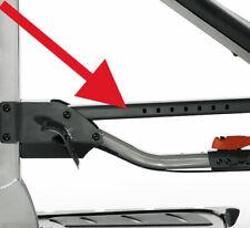 Utilizzare una barra superiore per Binario Scorrevole gamba sedile stampa sulla rivoluzione Bowflex