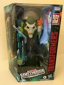 Transformers Generations Earthrise QUINTESSON JUDGE WFC BNIB War for Cybertron!