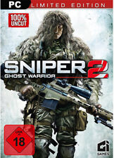 Sniper Ghost Warrior 2 LIMITED EDITION Steam PC Uncut CD Key Download Code EU